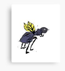 Mutant Wasp  Canvas Print