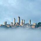Towers in the Cloud by metriognome