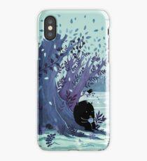 A Quiet Spot of Tea iPhone Case/Skin