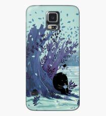 Eine ruhige Stelle des Tees Hülle & Klebefolie für Samsung Galaxy