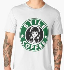 Stile Coffee Men's Premium T-Shirt