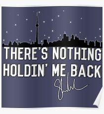 TNHMB Shawn Mendes Poster