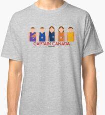 Steve Nash, the Canadian MVP Classic T-Shirt