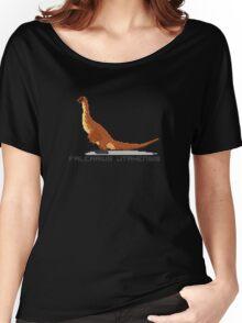 Pixel Falcarius Women's Relaxed Fit T-Shirt