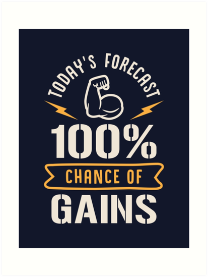 Heute prognostiziert 100% Chance von Gewinnen von brogressproject