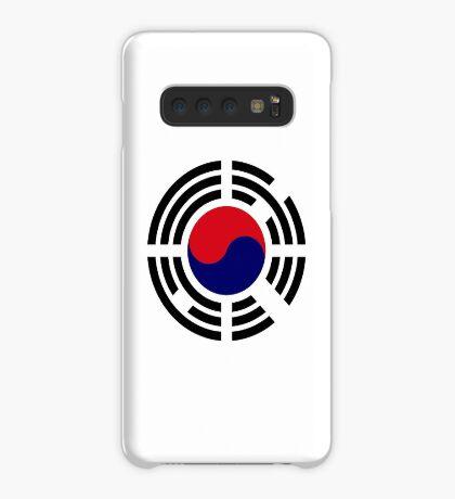 Korean Patriot Flag Series  Case/Skin for Samsung Galaxy