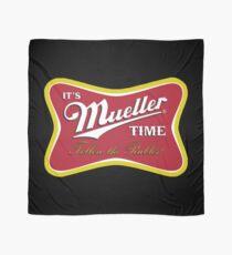 Es ist Mueller Time - Folge den Rubeln Tuch
