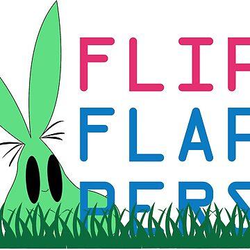 Uexkull Flip Flappers Inspired Design by DokiDokiHearts