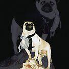 Vinny the Pug  by CLUBNOKILL2027