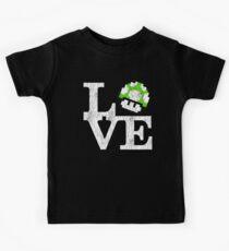 GAMER - LOVE GAMING (VINTAGE VERSION) Kids Clothes