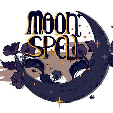 moon spell by belldandy27