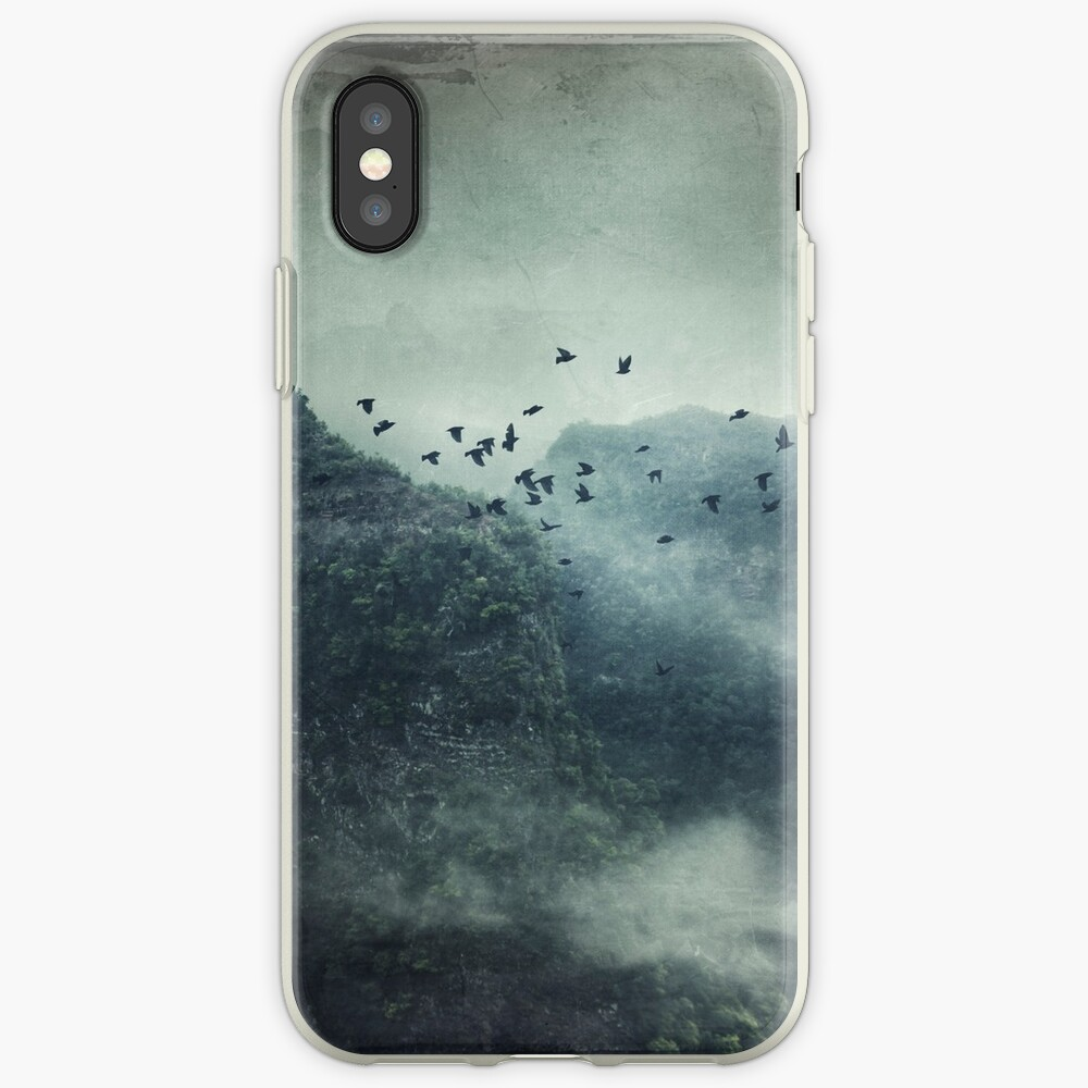 Misty Mountains Vol. X iPhone Case & Cover