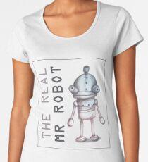 The real Mr Robot Women's Premium T-Shirt