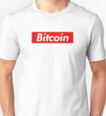 Bitcoin Supreme Tee Shirt T-Shirt