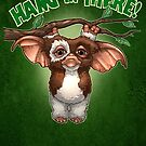 HANG IN THERE by Tim  Shumate
