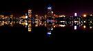 Boston, MA Skyline by George Parapadakis ARPS (monocotylidono)