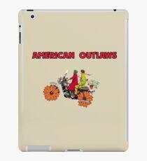 American Outlaws (Harold and Maude) iPad Case/Skin
