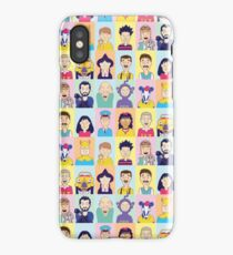 After School Club iPhone Case