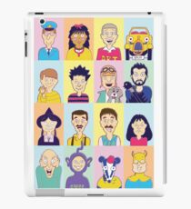 After School Club iPad Case/Skin