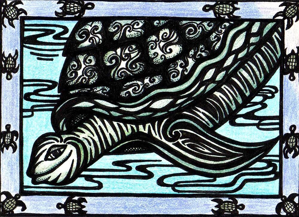 Card Series by pamelasuga