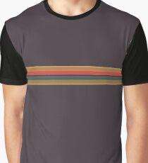 13th Doctor Jodie Whittaker Shirt Stripes Graphic T-Shirt