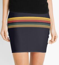 Whittaker Rainbow Top Mini Skirt