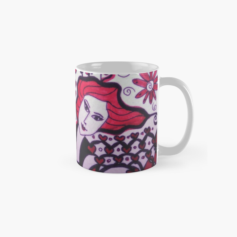 with a brave heart anything is possible Mugs