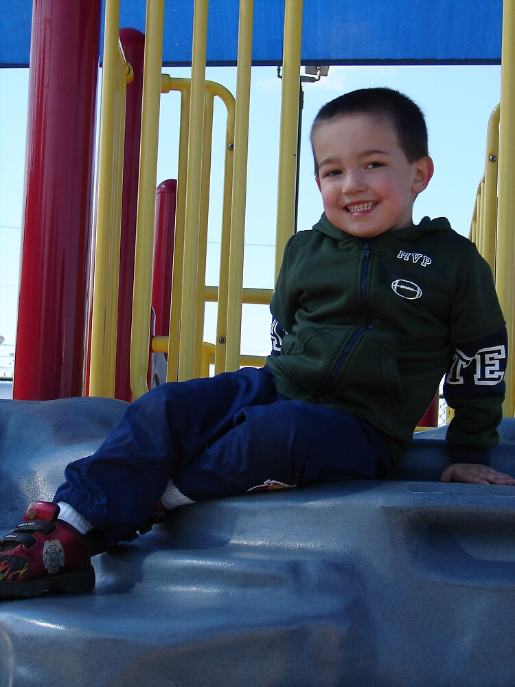 Jonathan Josiah - age 4 by www4gsus