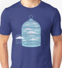 Free as a Bird Slim Fit T-Shirt