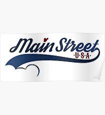 Main Street, U.S.A. Poster