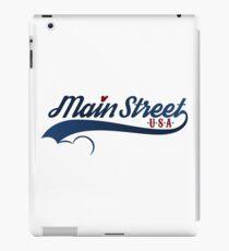 Main Street, U.S.A. iPad Case/Skin