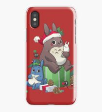 Neighbourly Christmas iPhone Case/Skin