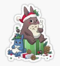 Neighbourly Christmas Sticker