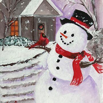 Frosty by Judycj
