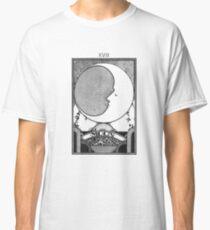 The Moon Tarot Card Classic T-Shirt