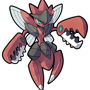 Mega Scizor by RadonKalmor