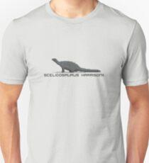 Pixel Scelidosaurus Unisex T-Shirt