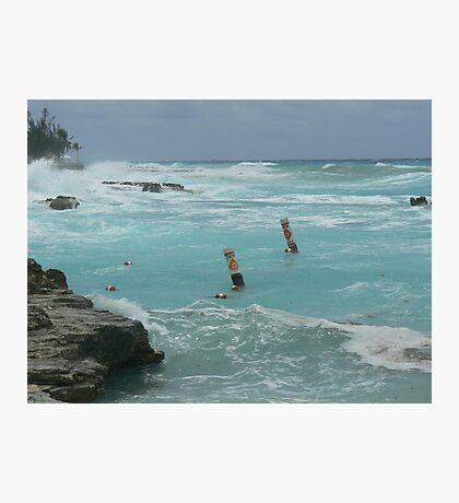 Swim Area Photographic Print