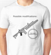 Possible Modifications T-Shirt