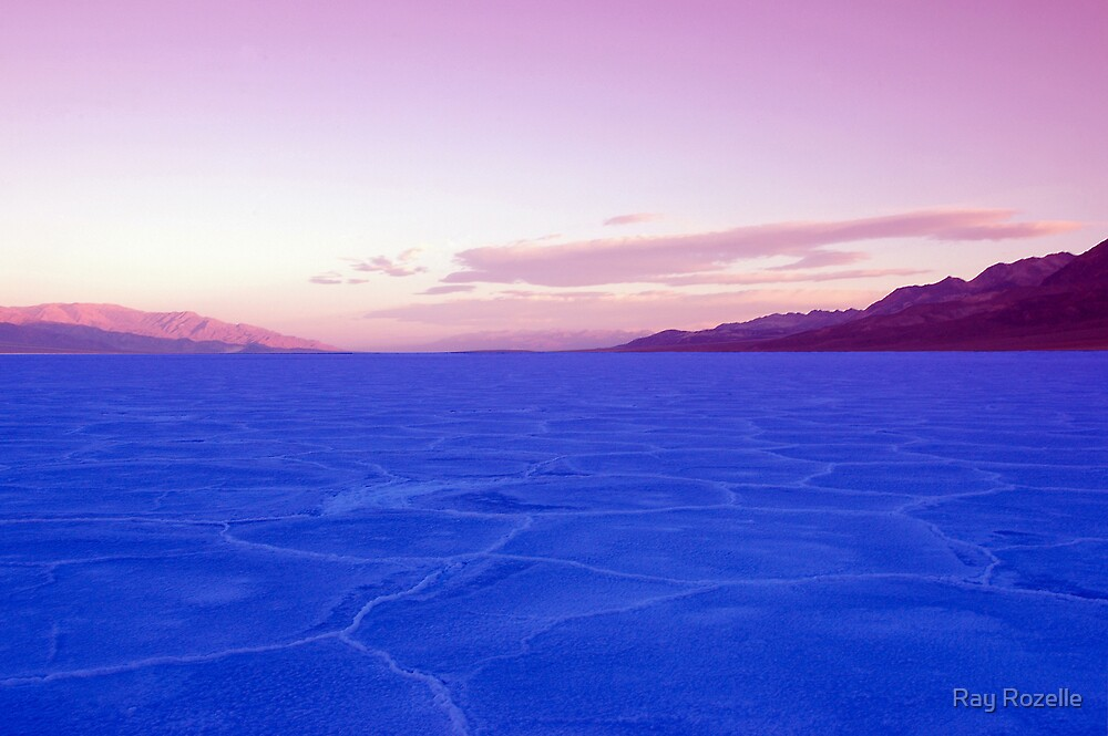 Badwaters / Death Valley #2 by Ray Rozelle