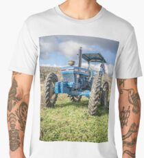 Vintage Ford Tractor Men's Premium T-Shirt