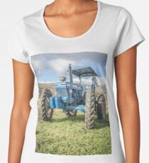 Vintage Ford Tractor Women's Premium T-Shirt