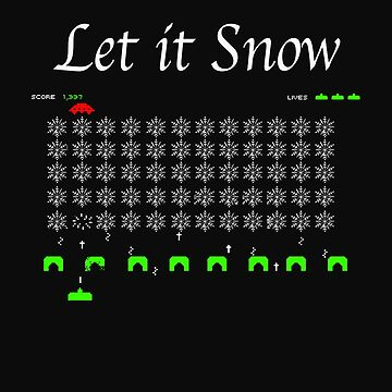 Snow Invaders by b8wsa