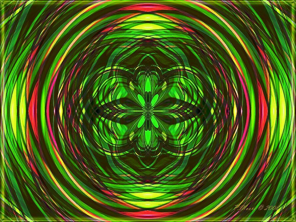 Circle of Green by Pat Moore