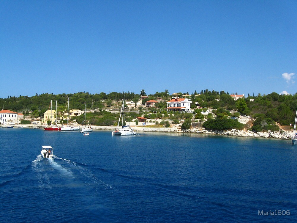 Back to Fiscardo by Maria1606