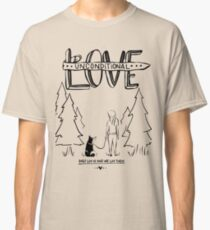Dog Lovers With Style Classic T-Shirt