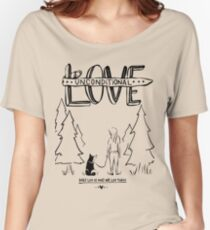 Dog Lovers With Style Women's Relaxed Fit T-Shirt