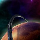 Space Station Ring by Packrat