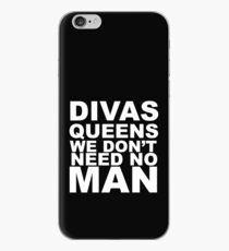 DIVAS QUEENS iPhone Case