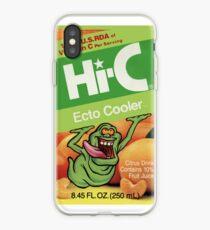 Ghostbusters Hi-C Ecto Cooler iPhone Case